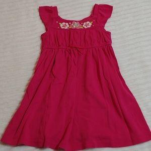 🎁Gymboree girls dress sz 4
